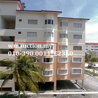 Apartment For Auction at PD Tiara Bay Apartment, Port Dickson