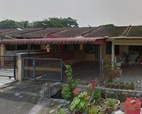 Terrace House For Auction at Taman Segamat Baru, Segamat