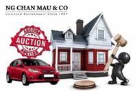 Condo For Auction at The Straits View Condominium, Permas Jaya