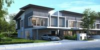 Terrace House For Sale at Taman Bukit Cheras, Cheras