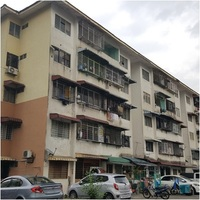 Property for Auction at Merpati Apartments