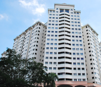 Apartment For Auction at D'Aman Crimson, Ara Damansara