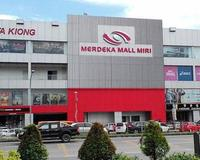 Retail Space For Auction at Merdeka Mall, Miri