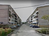 Flat For Auction at Taman Impian Indah, Bukit Mertajam