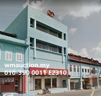 Property for Auction at Segamat