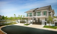 Terrace House For Sale at Bandar Springhill, Sendayan