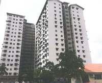 Property for Auction at Pangsapuri Rimba 2