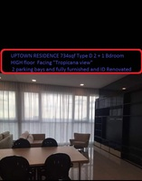 Property for Rent at Uptown Residences