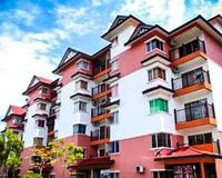 Property for Auction at Tropicana Apartment (Bukit Merah Resort)
