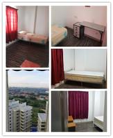 Condo Room for Rent at Vista Komanwel, Bukit Jalil