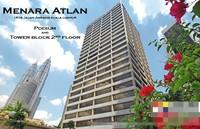Property for Rent at Menara Atlan