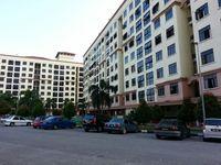 Property for Sale at Pangsapuri Bukit Beruang Utama