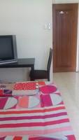 Condo Room for Rent at Villa Putra Condominium, Chow Kit