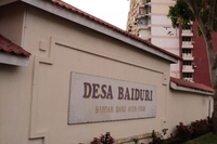 Property for Rent at Desa Baiduri Apartment