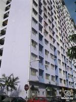 Property for Sale at Taman Medan Jaya Apartment