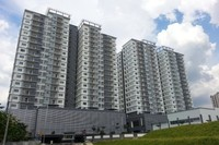 Condo For Rent at Astana Lumayan, Bandar Sri Permaisuri