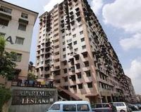 Property for Auction at Apartment Lestari