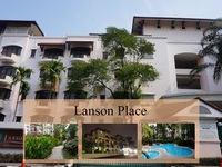 Condo For Rent at Lanson Place (Kondominium 8), Ampang Hilir