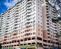 Apartment For Auction at Saujana Ria Apartment, Taman Wangsa Permai