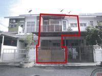 Townhouse For Auction at Taman Tasik Puchong, Puchong