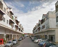 Apartment For Auction at Taman Sentosa, Klang