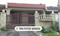 Property for Sale at Taman Puteri Wangsa