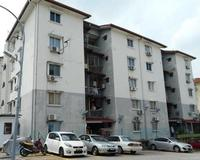Property for Auction at Sri Ehsan Apartment