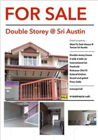 Property for Sale at Taman Seri Austin