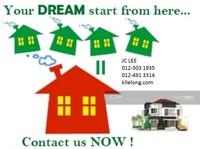 Property for Sale at Taman Bagan Baru