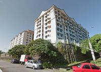 Property for Auction at Apartment Sri Mutiara