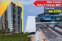 Apartment For Sale at Cheras Perdana, Cheras South