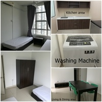 Condo Room for Rent at The Arc, Cyberjaya