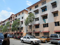 Property for Sale at Idaman Apartment