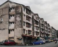 Property for Auction at Taman Setia Rawang Flat