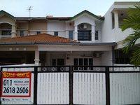 Superlink For Rent at Bandar Puteri Klang, Klang