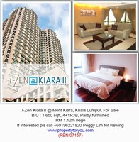 Property for Sale at i-Zen Kiara II