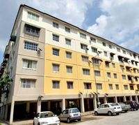 Property for Auction at Kemuning Apartment