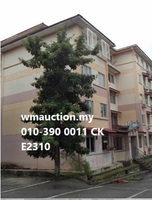 Property for Auction at Saujana Apartment