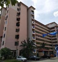 Flat For Auction at Pangsapuri Seri Perantau, Port Klang