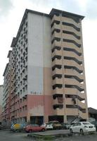 Property for Auction at Taman Permai Indah Flat (Pandamaran)
