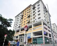 Property for Auction at Pangsapuri Suria Avenue