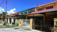 Terrace House For Sale at Taman Kingfisher, Kota Kinabalu