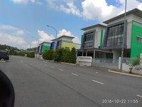 Detached Factory For Auction at Taman Perindustrian SIS 228, Beranang