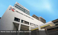 Office For Rent at Kenanga International, KLCC