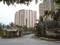Apartment Room for Rent at Permas Ville, Permas Jaya