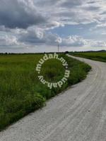 Agriculture Land For Sale at Titi Gantung, Bota