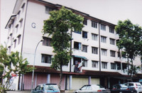 Flat Room for Rent at Taman Molek, Johor Bahru
