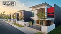 Bungalow House For Sale at Bandar Nusa Rhu, Shah Alam