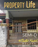 Property for Rent at Bukit Katil