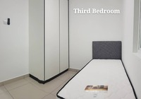Apartment For Rent at Twin Danga Residence, Johor Bahru